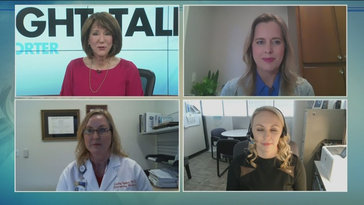 Straight Talk: Health care leaders reflect on helping Oregon through COVID pandemic over past year (Part 1)