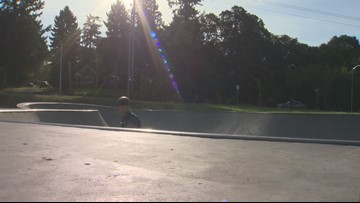 Skateboarding OSP trooper riding to help design, fund new Monmouth skate park