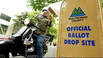 Voting results: Election day in Oregon and Washington