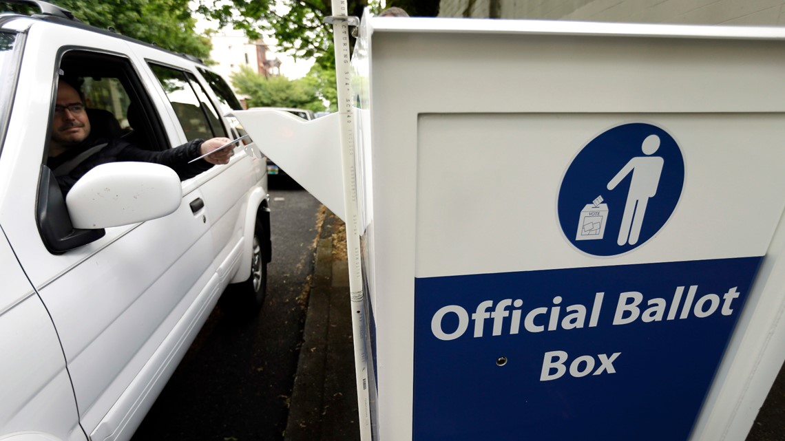 Voters guide: What's on the ballot for Oregon's Nov. 5 special election?