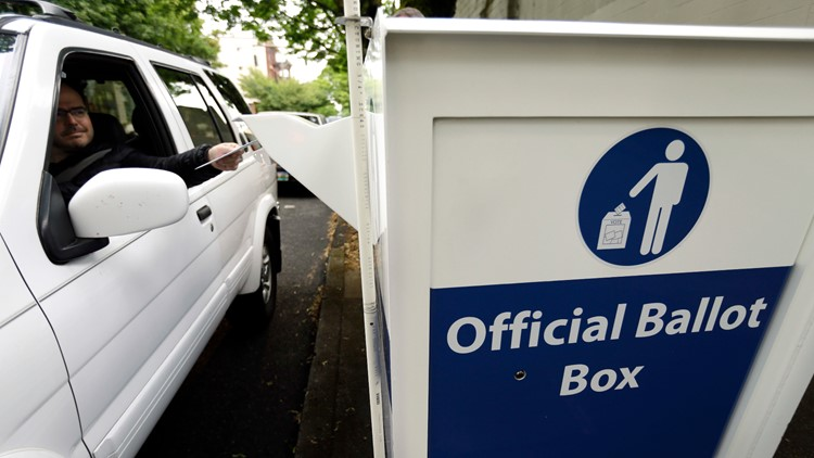 It's too late to mail your ballot in Oregon. But you can still vote. Here's how