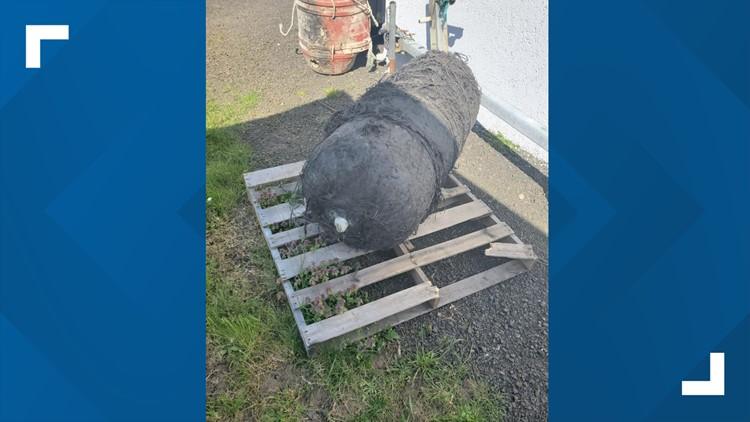 Possible SpaceX rocket debris found on the Oregon Coast