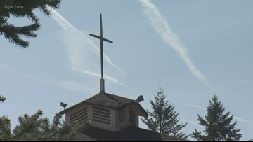 Milwaukie church members field questions concerns after dozens protest overnight shelter