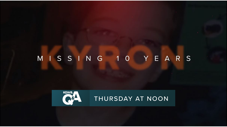 KGW Digital Q&A | The Kyron Horman case, 10 years later