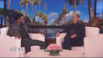 Ellen thinks a repentant Kevin Hart should host the Oscars