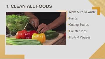 Shutdown halts some FDA food inspections