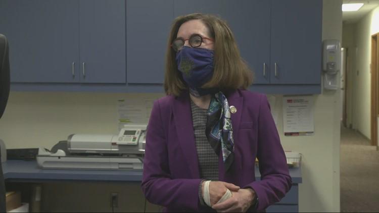 Oregon Gov. Kate Brown grateful for J&J COVID shot, says 'pause' won't alter state plan