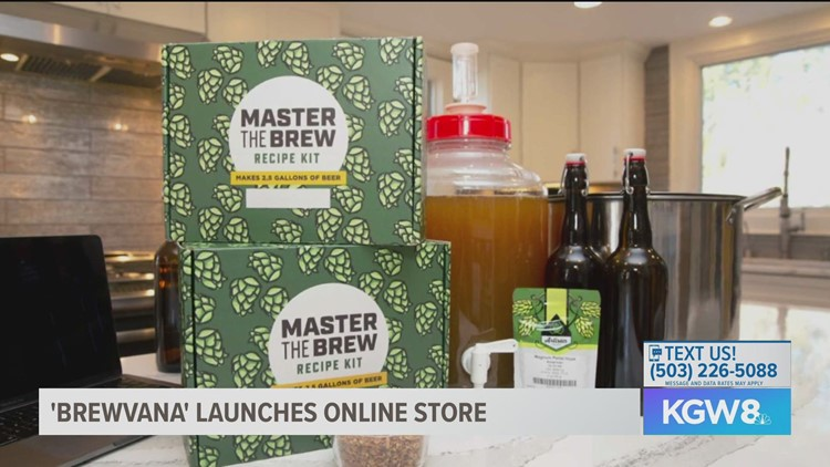 'Brewvana' launches online store for craft beer boxes and homebrewing kits