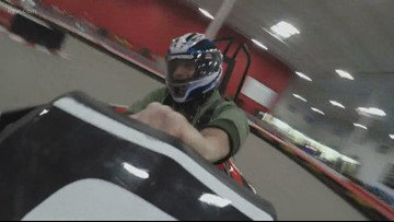 Out and About: K1 Speed Karting center