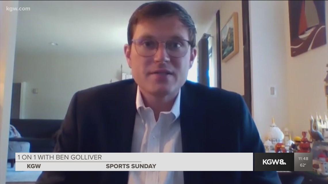 National NBA writer Ben Golliver talks about sport's return