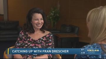 Catching up with Fran Drescher