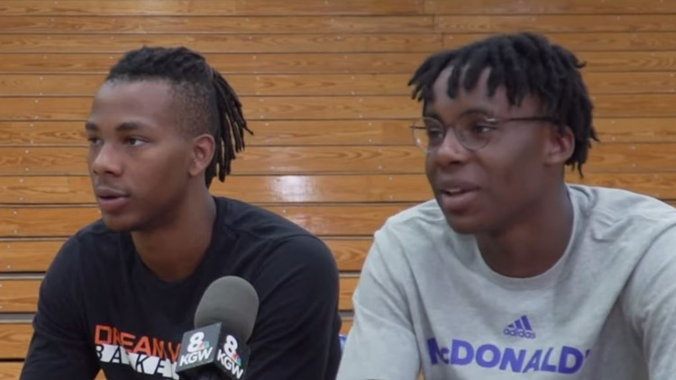 Dynamic duo shine on the Portland basketball scene, ready for next challenge in Arizona
