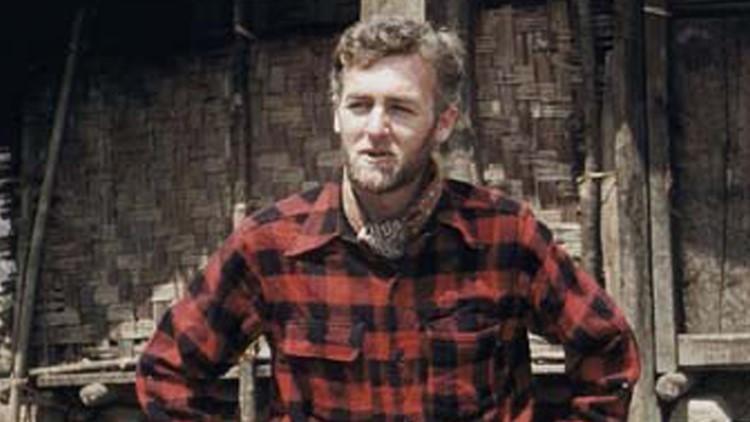 Peter Byrne 1957