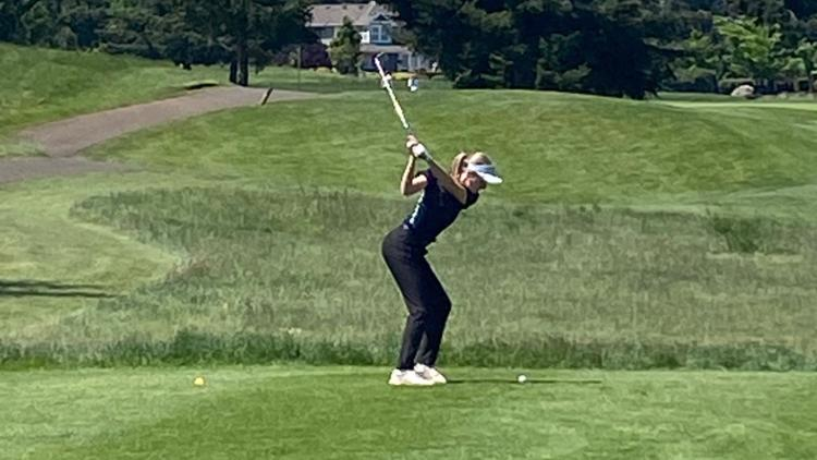 Golf helps high school senior excel in a challenging pandemic year