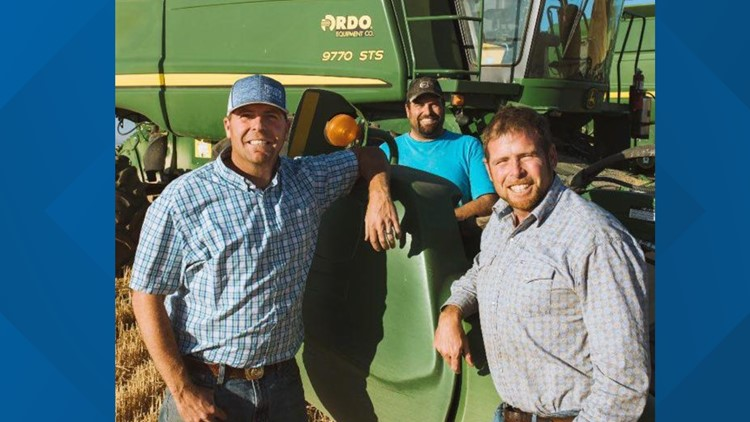 Eastern Oregon farmers double efforts to aid COVID-19 afflicted families