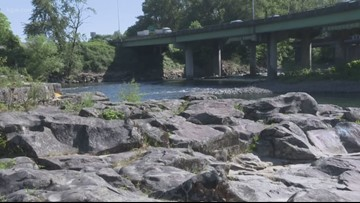 With record temps, no lifeguards on duty yet at popular local rivers