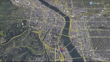 I-405 closures and delays start tomorrow