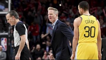 3-on-3 Blazers: Portland clobbers fussy Warriors; Enes Kanter picks Blazers over Lakers