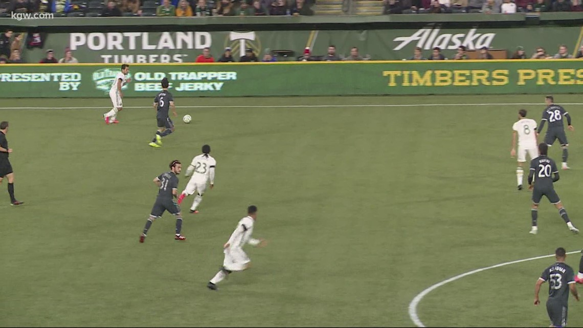 Vancouver Whitecaps make themselves at home at Providence Park