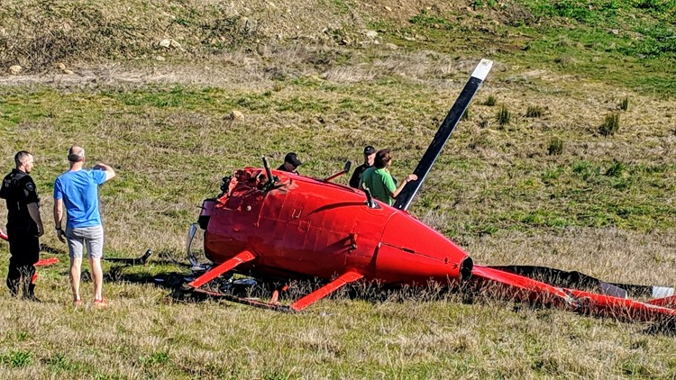 Newberg helicopter crash