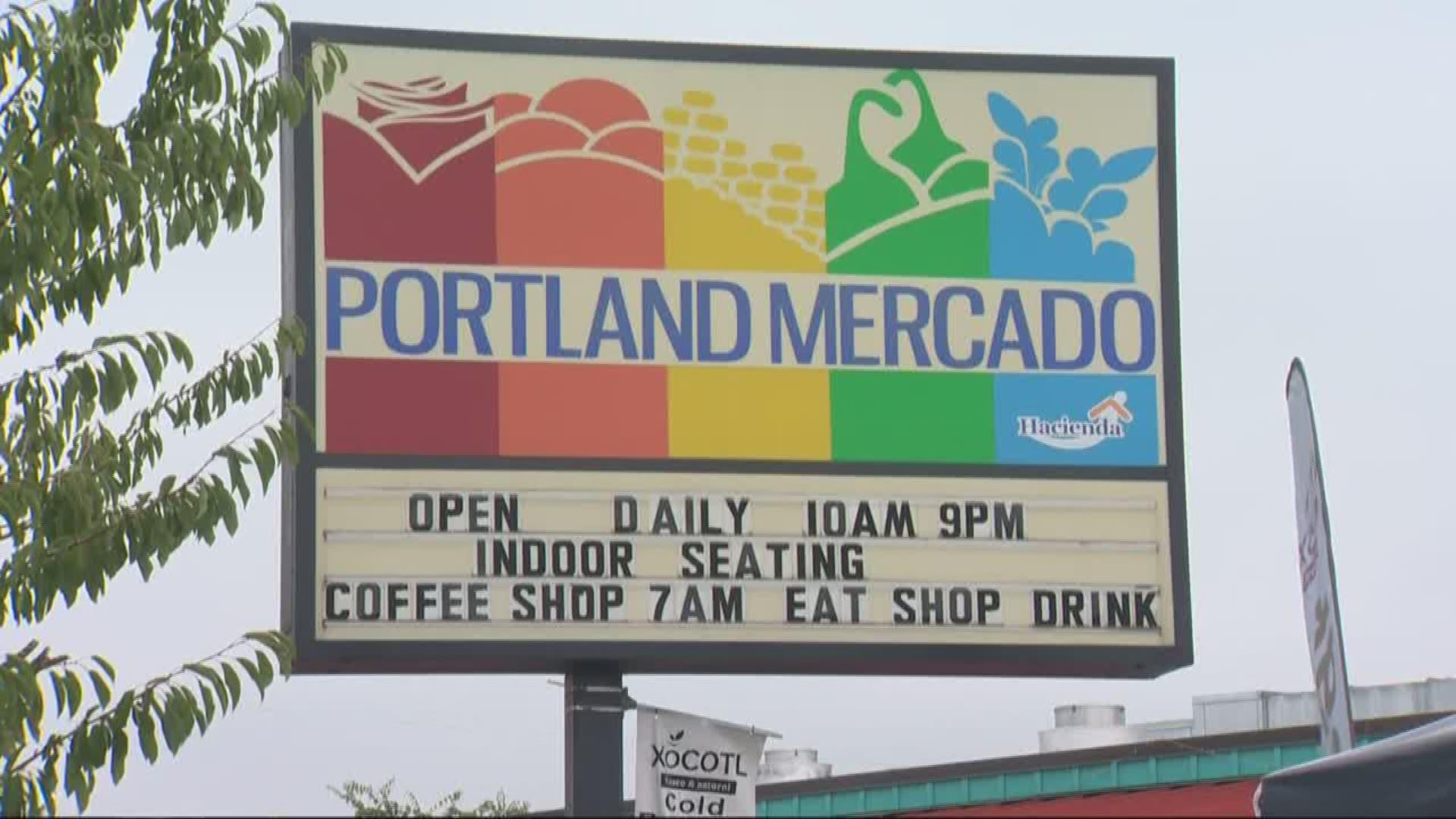Portland Mercado hosts yearly festival days after break-in
