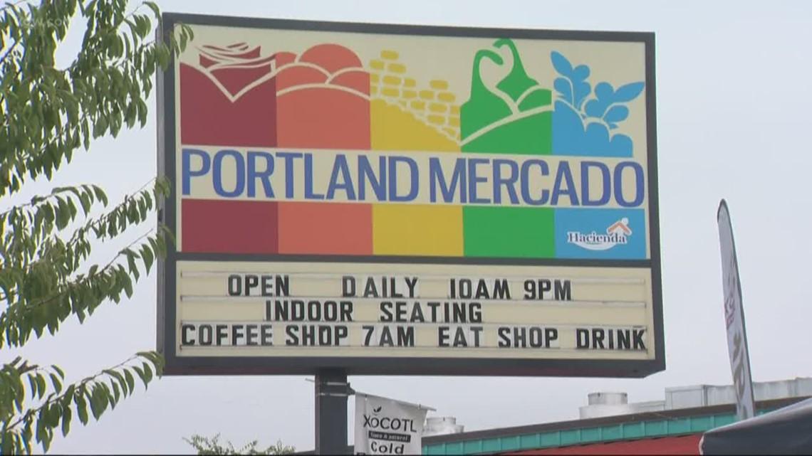 Portland Mercado bouncing back after break-in