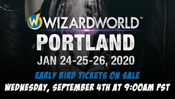 Everything you need to know about Wizard World in Portland this weekend