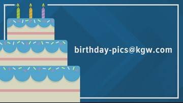 KGW viewer birthdays: 3-22-19