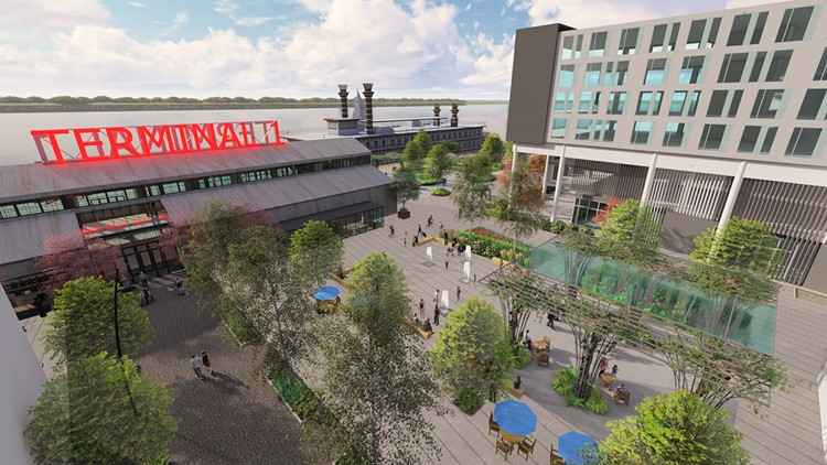 Port of Vancouver's Terminal 1 waterfront projects move ahead
