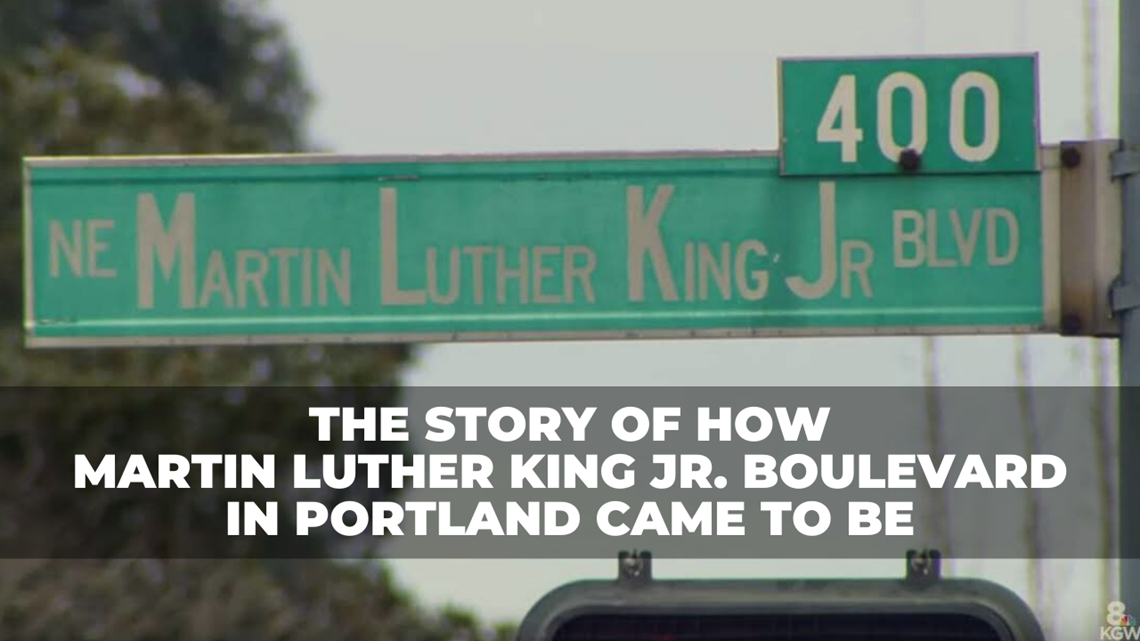Sunrise Rewind: How Martin Luther King Jr. Boulevard in Portland came to be