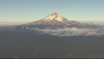More than 30 small earthquakes have occurred at Mount Hood since Monday