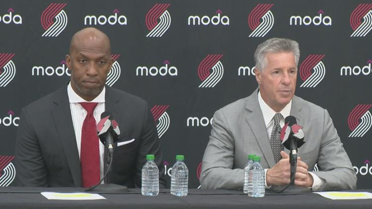 3-on-3 Blazers podcast: Olshey, Blazers bungle hiring process, angering Dame and the fan base