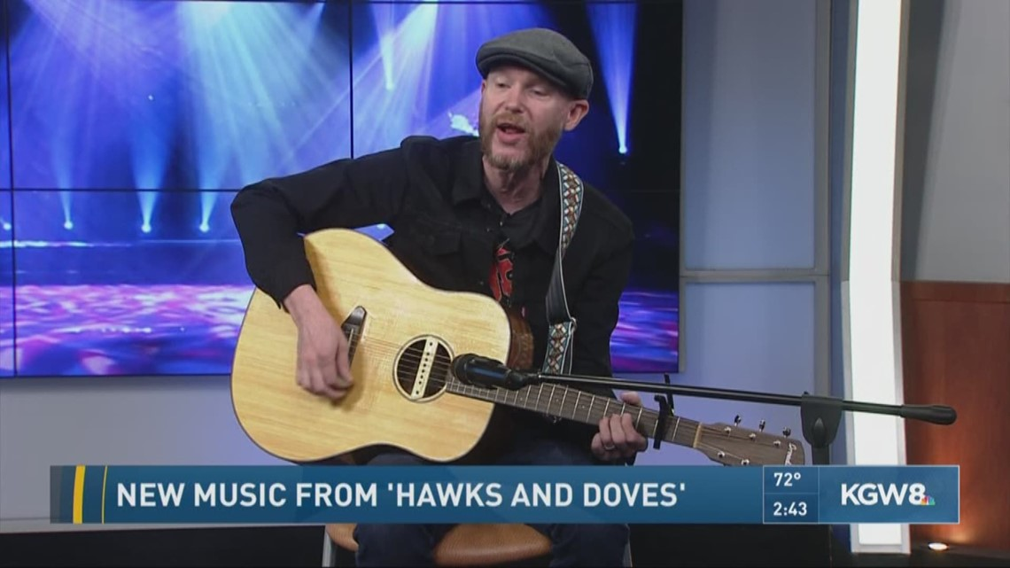New music from 'Hawks and Doves'