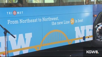 TriMet bus line will cross Fremont Bridge for first time ever