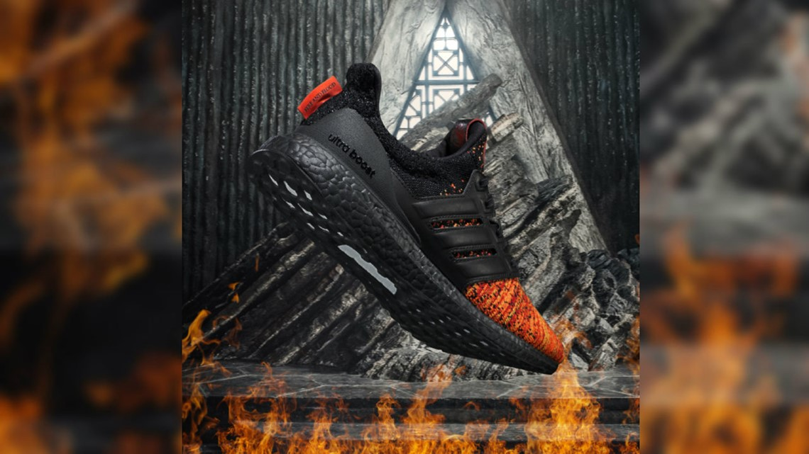 Winter Is Running Adidas Unveils Game Of Thrones Ultraboost