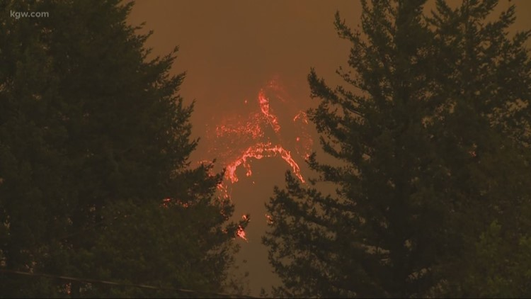 Oregon's 2019 wildfire season was the shortest in two decades