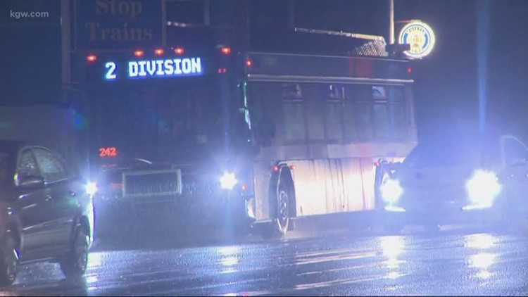 TriMet isn't offering free rides on New Year's Eve