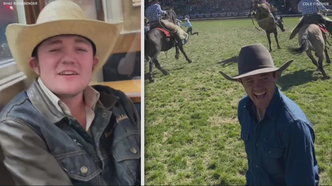 Friends remember bull rider killed in crash after competing in Pendleton Round-Up