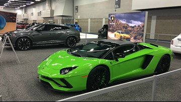 Portland International Auto Show underway