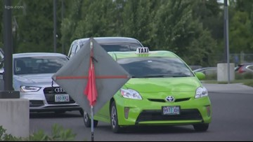 PDX ride share challenges and improvements