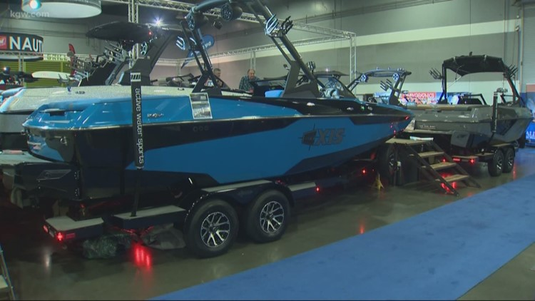 Portland Boat Show returns to Expo Center, but on a smaller scale
