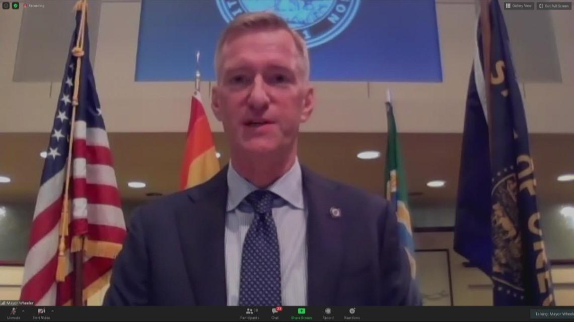 Portland gun violence: Mayor and police chief talk solutions, Multnomah DA unveils firearms prosecution dashboard