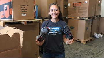 Soles4Souls: Shoe donations help people in Oregon, around the world