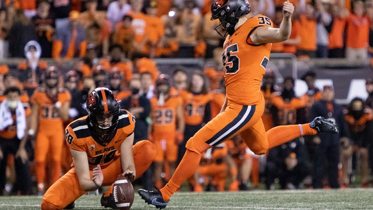 Beavers beat Washington, are 2-0 in conference for first time since 2013
