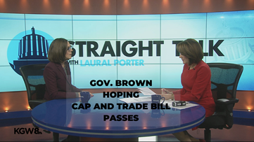 Straight Talk: Gov. Brown previews 2020 legislative session