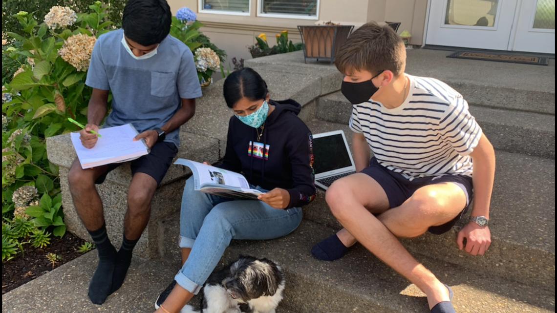Salem-Keizer students expand free tutoring program outside Oregon