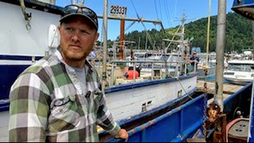 Oregon fishermen pull debris from ocean, recycle it to generate electricity