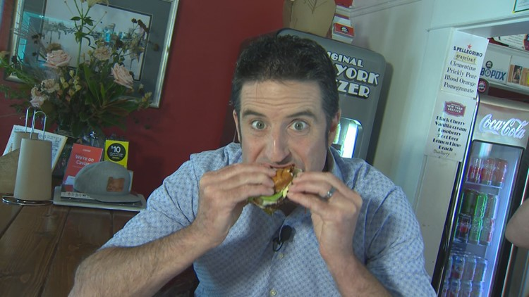 Out and About: National Cheeseburger Day