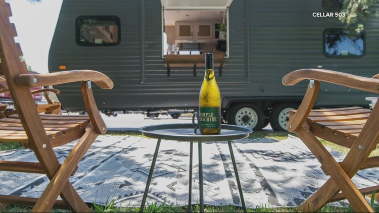 Wine club launches mobile tasting room to offer varieties from across Oregon
