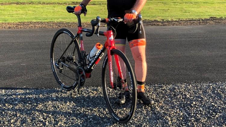 Jay Hamlin bike